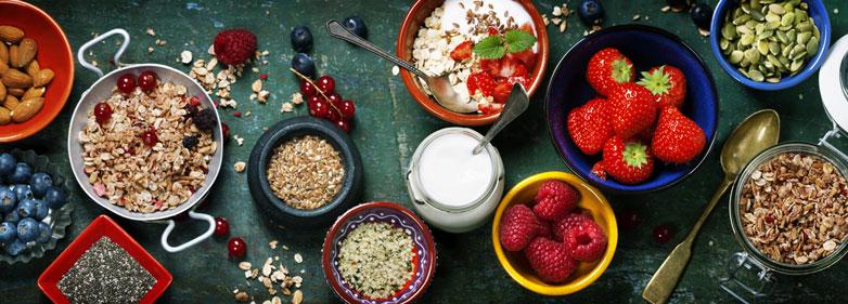 Ballaststoffe sind Bestandteile pflanzlicher Lebensmittel
