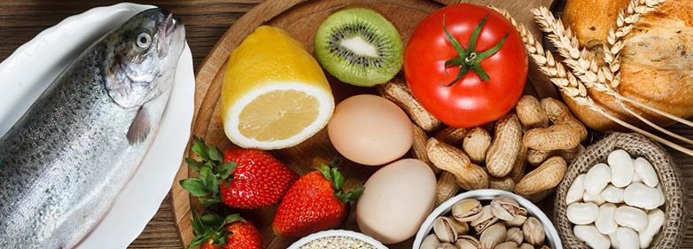 Die häufigsten Auslöser von Lebensmittelallergien