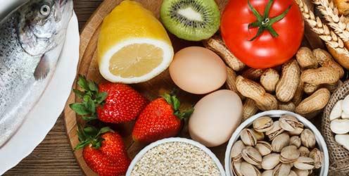 Lebensmittelallergien